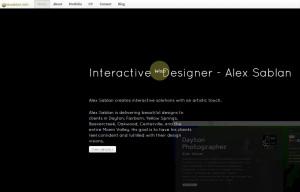 Dayton Interactive Media/Web Designer Alex Sablan - AlexSablan.info